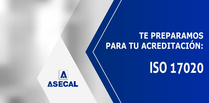 ISO/IEC 17020