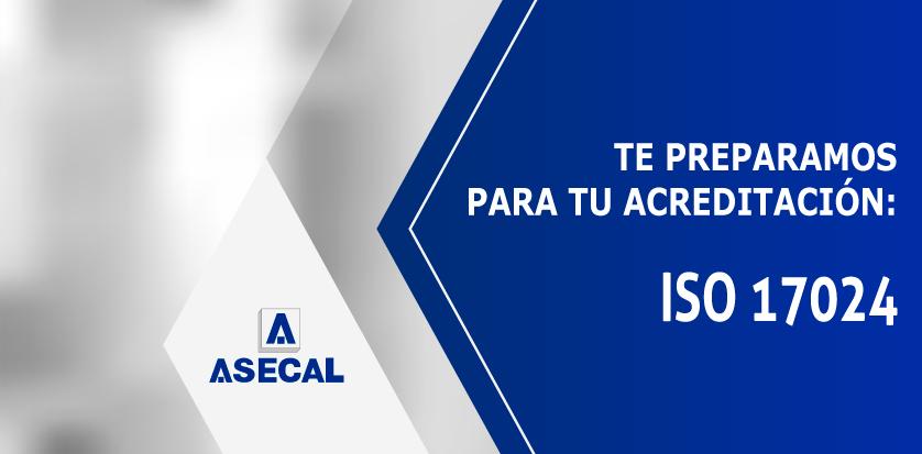 ISO/IEC 17024